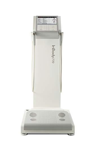 Inbody 770 Báscula de impedancia bioeléctrica.