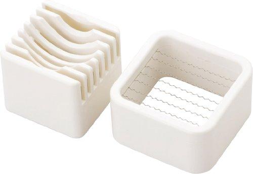 川崎合成樹脂(KAWASAKI PLASTICS)『波型たまご切り器(CT-060)』