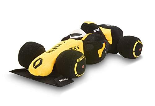 Renault Sport – Peluche Eveil 1° Age – Auto Formula 1 – Stagione 2019 – 30 cm