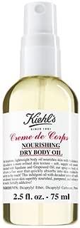 kiehl's body oil spray