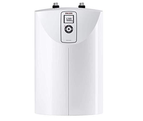 Stiebel Eltron 236714 236714-Modulo di Memoria Elettronica SNE 5 t, 2 kW, Senza Pressione, Funzione Eco, Display LCD, sottolavello, Regolazione della Temperatura, Bianco, 5 litri