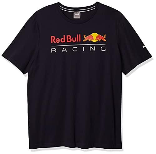 Red Bull Racing F1 - Maglietta da uomo con logo - blu - XS