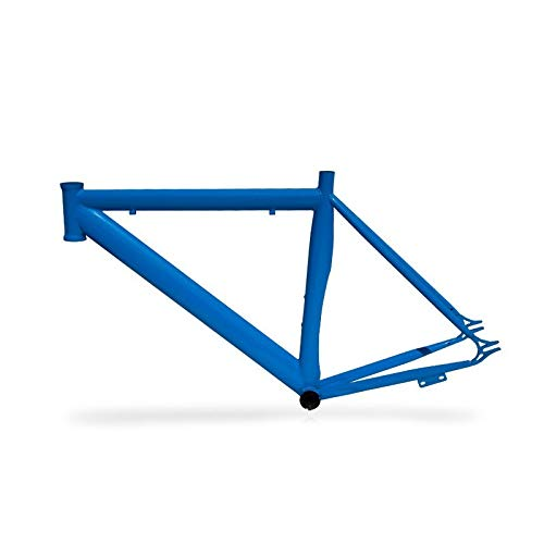 Riscko 001lurb Cuadro Bicicleta Personalizada Fixie Talla Lurb Azul