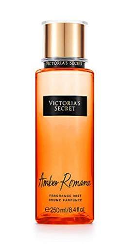 Victorias Secret Garden Amber Romance Body Mist