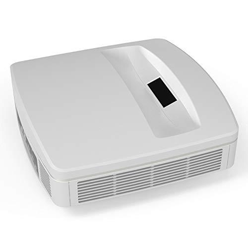 N / A Mini proyector Mini proyector LED, HD 1280x1080 1080p 3600LM Soporte HDMI x 2 x/Tarjeta Micro SD 2 / USB, for el Cine en casa