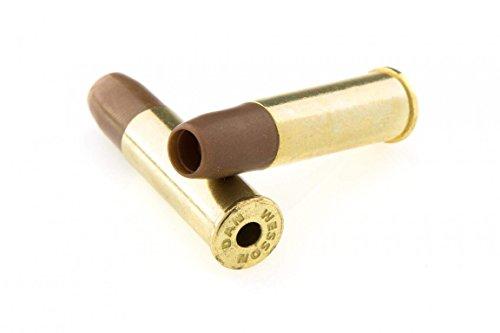 ASG Dan Wesson 6mm stopcontacten (krachtig) (25 stuks), zwart, één maat