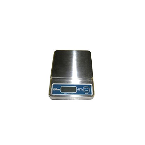Edlund DS-10 OP Oversized Platform 10 Lb Digital Scale