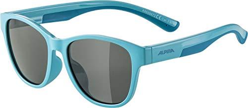 Alpina Unisex Jugend FLEXXY COOL Kids II C Sportbrille, Turquise, one Size