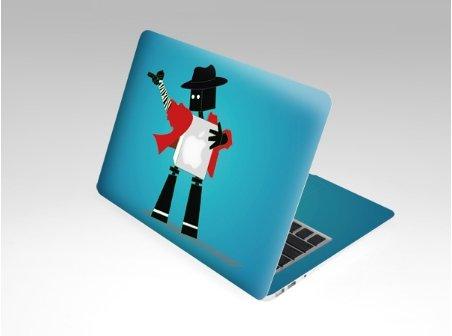 『MacBook Air 対応 アートステッカー - Entertainer - (11-inch)[並行輸入品]』の1枚目の画像