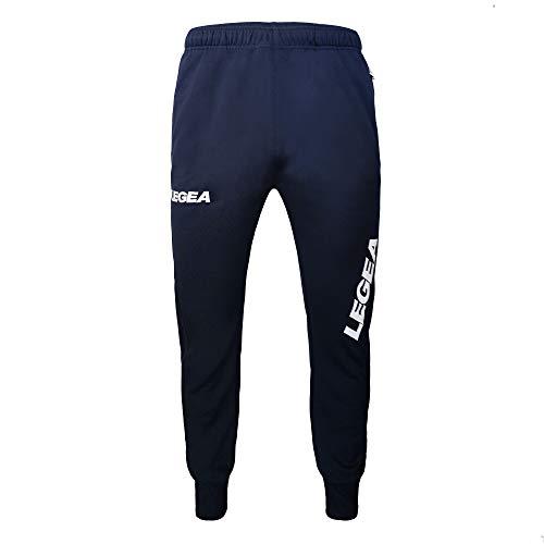 LEGEA Tokyo Tornado, Abbigliamento Sportivo Unisex-Adulto, Blu, XL
