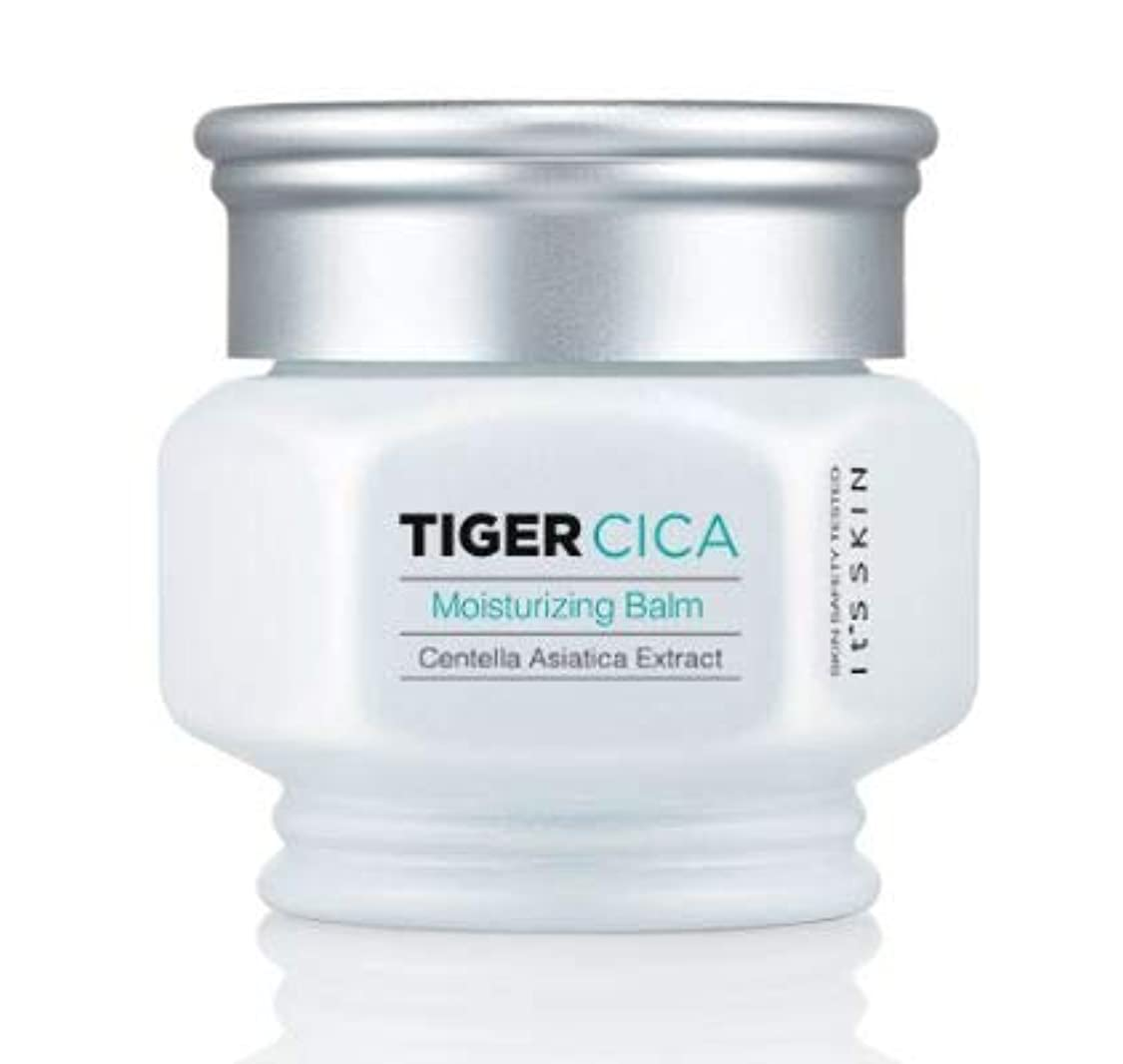 貼り直す役に立たない姉妹[It's Skin] Tiger Cica Moisturizing Balm 50ml /[イッツスキン] タイガーシカ モイスチャライジング バーム 50ml [並行輸入品]