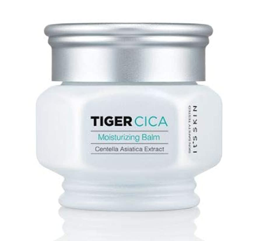 野望粘着性橋脚[It's Skin] Tiger Cica Moisturizing Balm 50ml /[イッツスキン] タイガーシカ モイスチャライジング バーム 50ml [並行輸入品]