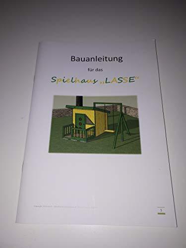 TF-Solutions Bauanleitung Spielhaus Lasse, Bauplan Kinderhaus Gartenhaus
