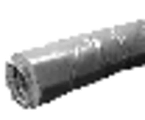 Gaine PVC souple isolée diamètre 80 mm longueur de 6 mètres