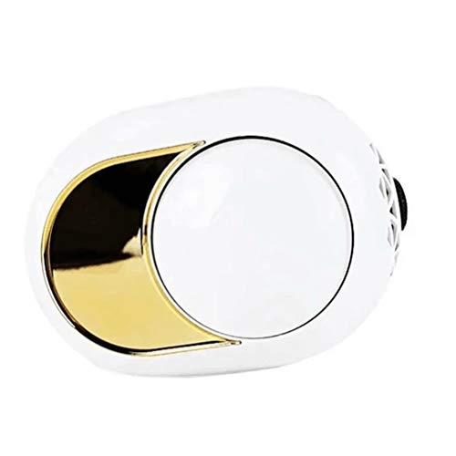 Golden Egg Bluetooth Speaker, Portable High-End Wireless Speaker, 108 DB Stereo Bluetooth Speaker Mini Bluetooth Player, Super Strong Subwoofer Speaker white