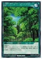 遊戯王 ラッシュデュエル 緑 森(R)(RD/KP03-JP053)
