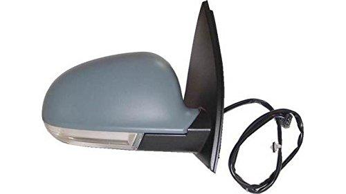 Iparlux 27910866 – Espejo Completo Derecho, Eléctrico, Convexo, Térmico, Imprimado, Intermitente