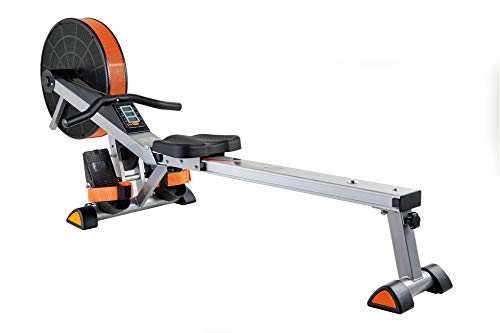 V-fit Tornado Air Resistant Indoor Rowing Machine