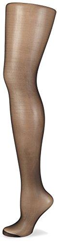 Nur Die Seidenfein Strumpfhose, Collants Femme, 15 DEN, Noir-Schwarz (Schwarz 94), 44 (Taille Fabricant: 40-44=M)