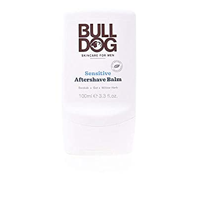 Bulldog Sensitive After Shave Balm 100 ml by THE LITTLE WING TRADING CO LTD