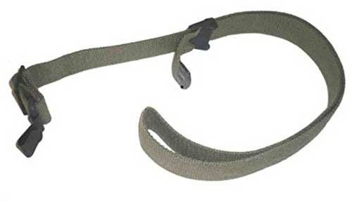 Tech Sight's M1/M14 cotton loop sling (1 1/4'W), great for use on a Ruger 10/22 as a Libery training rifle.