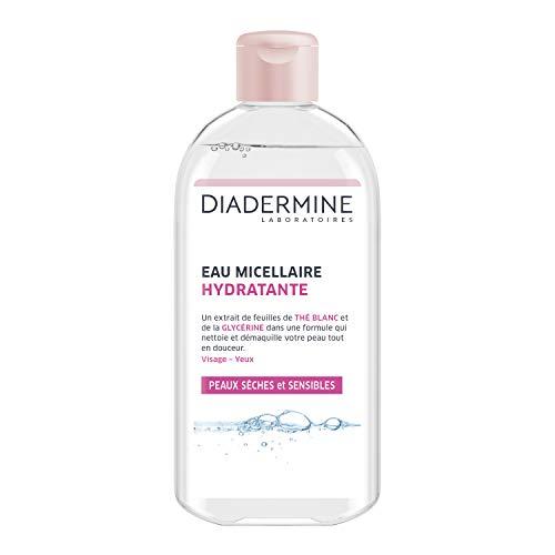Diadermine - Eau Micellaire - Hydratante - 400 ml
