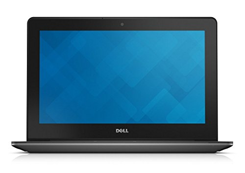 Dell 11.6 inches Chromebook - (Intel Celeron 2955U, 4Gb RAM, 16Gb SSD, WLAN, BT, Webcam, Integrated Graphics, Google Chrome) (Renewed)