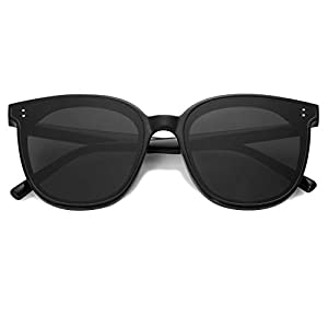 SOJOS Trendy Square Sunglasses Women – Oversized Fashion Cute Shades for Women AMIGO SJ2135