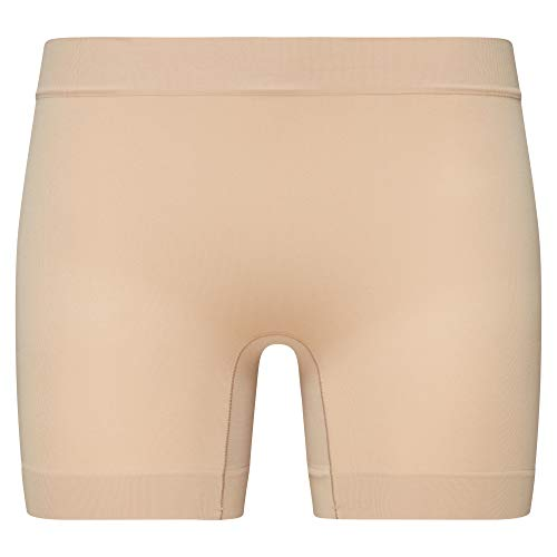 Jockey Skimmies Microfiber Short, Kurz, Nude, Light Beige, L