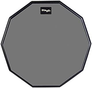 Stagg TD-12R 12 Inch Desktop Practice Pad