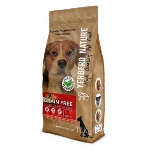 YERBERO Nature Grain Free salmón/Trucha Comida Perros