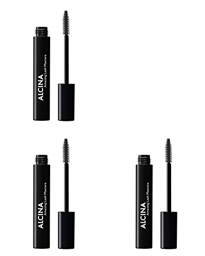 Alcina Amazing Lash Mascara 3x8ml
