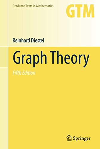 Graph Theory (Graduate Texts in Mathematics, 173)