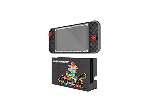 PDP - Play And Protect Skins Mario Kart Edition (Nintendo Switch)