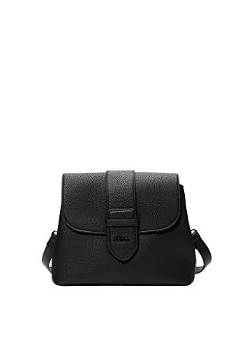 s.Oliver Damen Citybag in Leder-Optik black 1