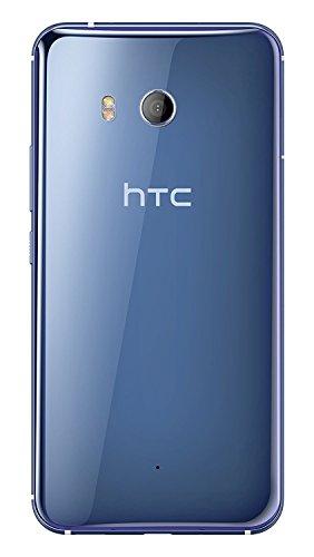 HTC U11 64GB/4GB RAM Single-SIM ohne Vertrag amazing-silver