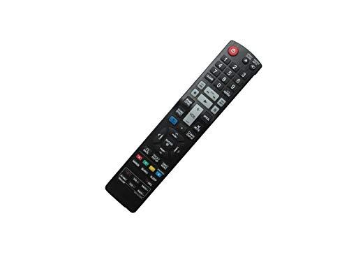 Controle remoto de substituição HCDZ para LG BH6340P BH6240S BH6340H BH6440P BH6540T 3D Blu-ray DVD Home Theater System