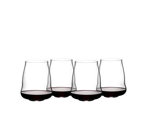 Riedel Pinot Noir Weinglas ohne Stiel,...
