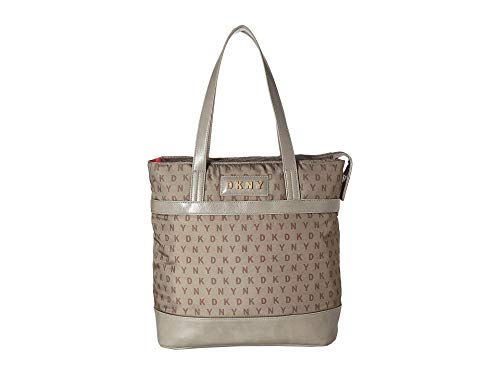 DKNY Signature Garden Tote Clay One Size