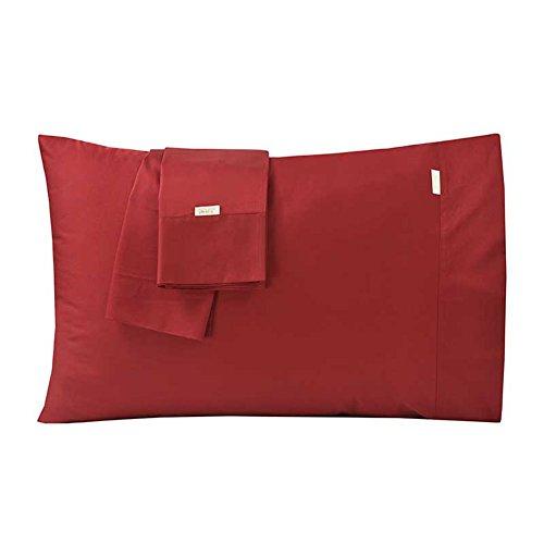 Black Temptation Hôtel de luxe qualité broderie Design élégant taies d'oreiller standard 2PC # 242