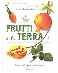Frutti della terra. Atlante delle piante alimentari. Ediz. illustrata