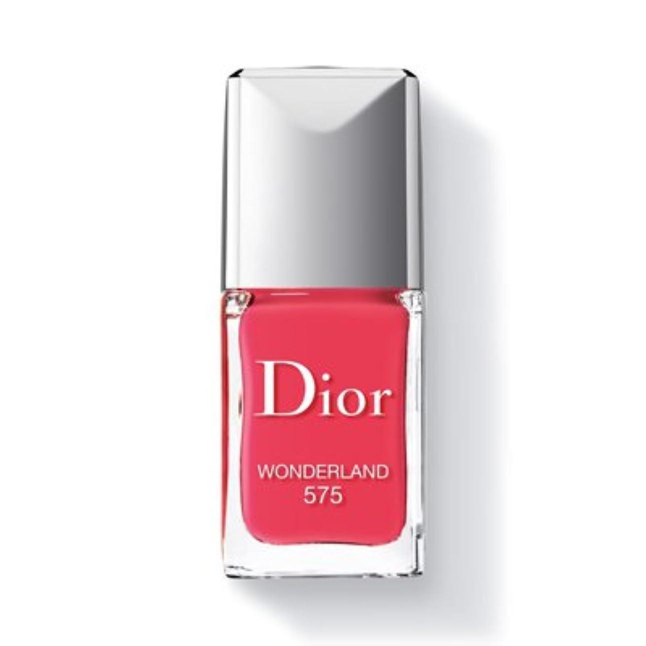 緊急パッド遺棄されたChristian Dior クリスチャン ディオール ディオール ヴェルニ #575 WONDERLAND 10ml [並行輸入品]