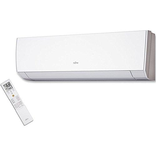 Fujitsu - Aire acondicionado Split 1x1 Inverter ASY25UI-LM con 2.150 frig/h y 2.752 kcal/h