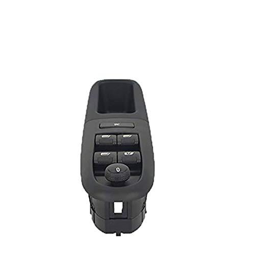 Interruptor de la ventana 6554.CF 6554CF El control del interruptor de la ventana eléctrica delantero electrónico delantero delantero, compatible con Peugeot 406 8B BAUJAHR 1995-2004 Accesorios para a