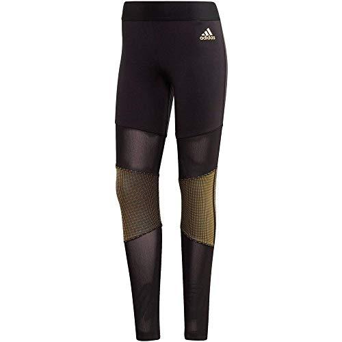 adidas W ID Glam Tight – Leggings da Donna, Donna, Maglie, DX7937, Nero, M