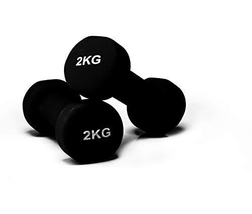 Just 1x Vinyl Hanteln/Gymnastikhanteln 0,5 bis 5 kg *NEU* Kurzhantel, Form: 3