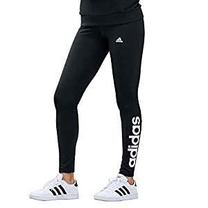 adidas Women's Essentials High-Waisted Logo Leggings