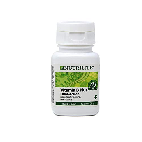 NUTRILITE™ Vitamin B Plus Normalpackung - 60 Tabletten/32 g - Amway - (Art.-Nr.: 110178)