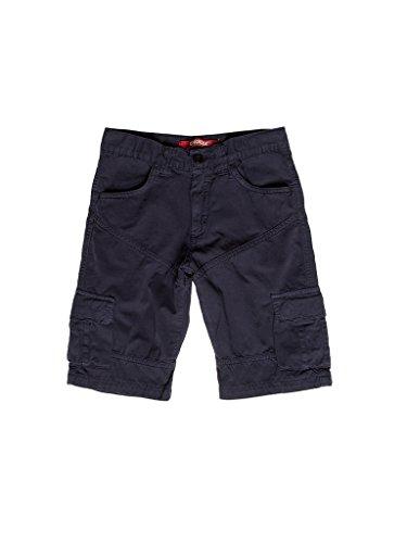 Carrera Jeans - Bermuda per Bambino, Tinta Unita, Tessuto Gabardina IT 98