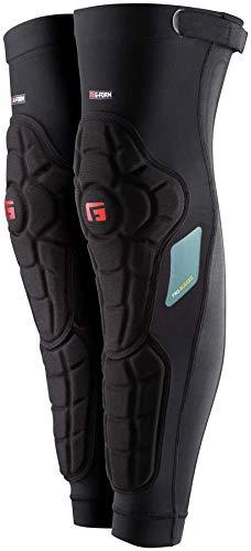 G-Form Pro Rugged Rodillera Protectora Espinilleras para Mtb Bmx Dh Ciclismo (XL)